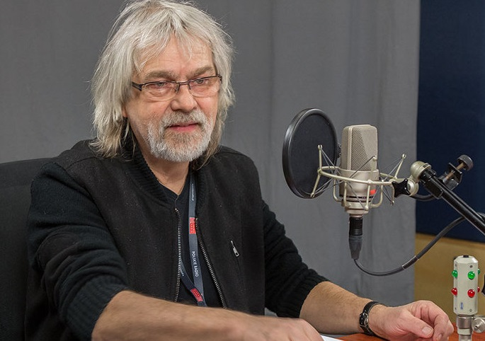 Vizedirektor des Ersten Programms des Polnischen Rundfunks Marek Mądrzejewski.