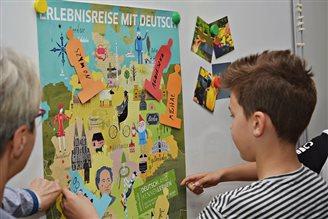 Erlebnisreise mit Deutsch