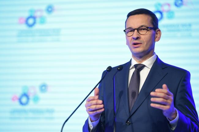 Прем'єр-міністр Матеуш Моравєцький, 1-й Конгрес розвитку залізниці під гаслом «Майбутнє і перспективи», 23 січня 2019 року