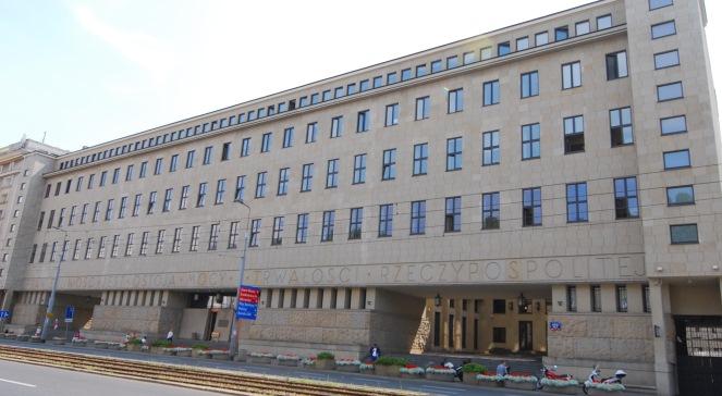 Окружний суд у Варшаві, де проходить судовий процес над Станіславом Ш.