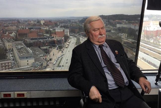 Lech Wałęsa. Photo: Facebook.com/Lech Wałęsa