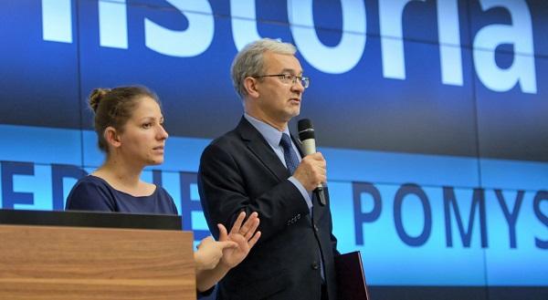Министр инвестиций и развития Польши Ежи Квециньский