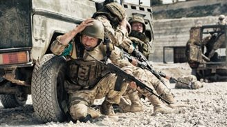 Trailer released of Polish movie on Iraq War