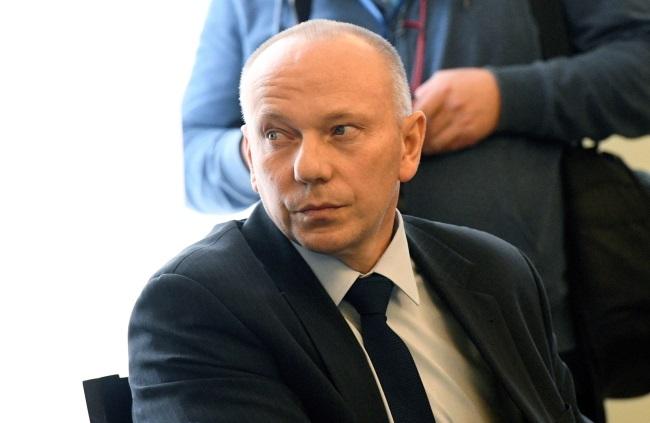 Piotr Pytel, pictured on October 26. Photo: PAP/Radek Pietruszka