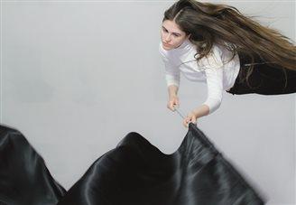 """""""Wolne gesty"""" - wystawa choreograficzna w CSW"""