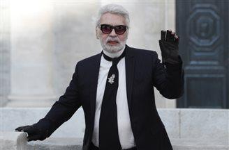 Умер креативный директор Chanel Карл Лагерфельд