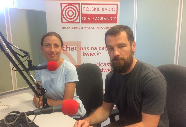 Joanna Gradek i Michał Madeyski, zespół ratunkowy PCPM