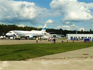 Small airports fighting for survival