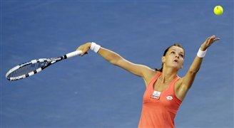 Radwańska crashes out of US Open