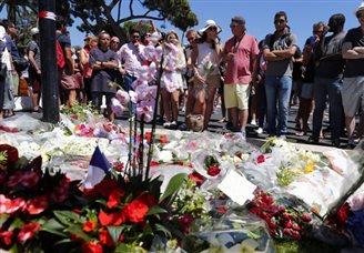 Terrorist attack in Nice