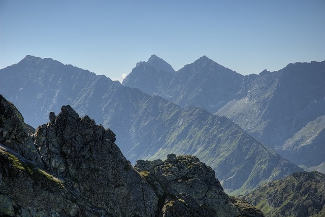 Tatra mountains. Photo: Pixabay.com