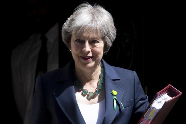 Премьер Великобритании Тереза Мэй.
