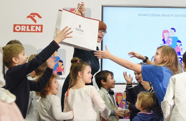 Новим партнером програми «Карта великої сім'ї» став Польський нафтоконцерн Orlen