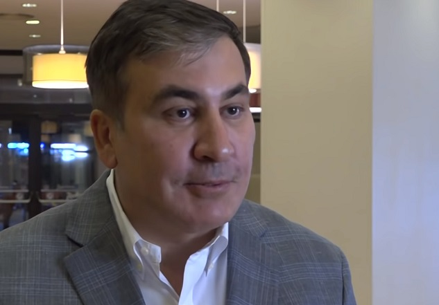 Бывший президент Грузии Михеил Саакашвили