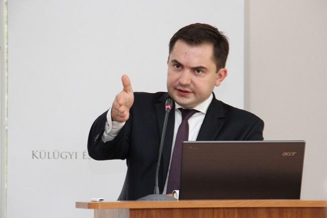 Былы пасол Польшчы ў Беларусі Конрад Паўлік