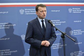 Nie ma informacji o zagrożeniu terrorystycznym w Polsce