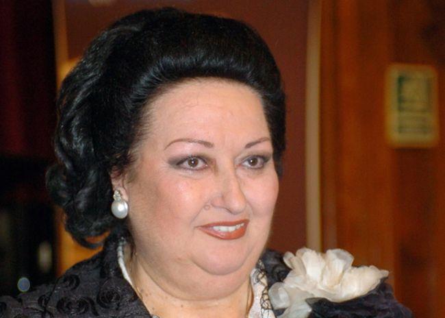 Мосеррат Кабалье (1933-2018)