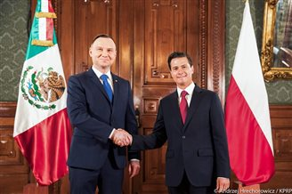 Presidents of Poland and Mexico sign bilateral deal