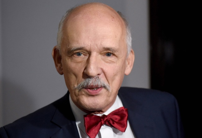 Janusz Korwin-Mikke, Polish Politician, Suspended For Sexist Remarks In European Parliament