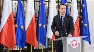 Ukrainian Pres. Poroshenko to address Polish parliament?