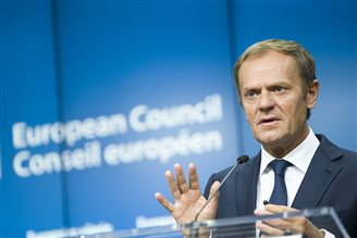 EU's Tusk to be probed over Polish pyramid scheme in September?