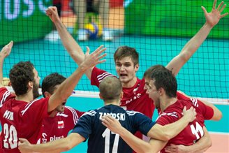 Poland to meet Brazil in world volleyball final
