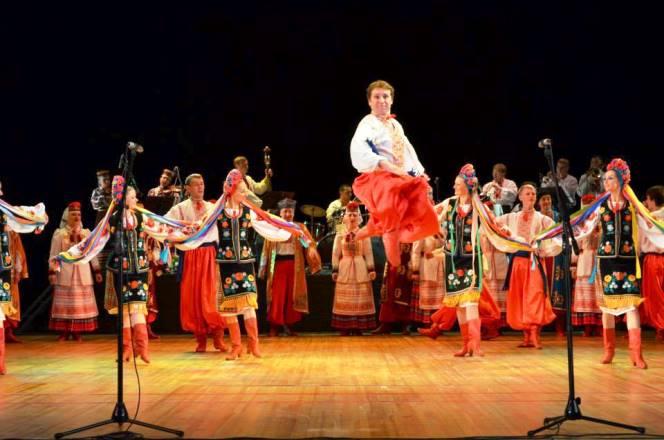 22 травня у Познані заспіває, заграє і затанцює Державний академічний Волинський народний хор