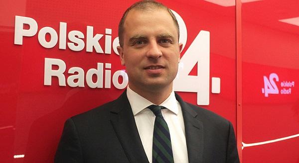 Вице-миистр национальной оброны Польши Томаш Шатковский
