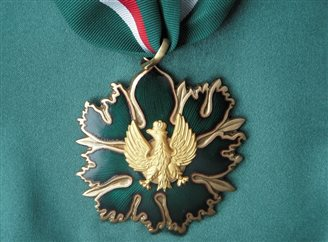 Medal for Polish mezzosoprano