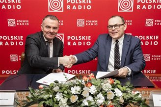 Polish Radio in training team-up with European Broadcasting Union