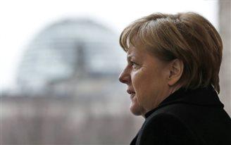 Меркель избрана лидером предвыборного земельного списка ХДС