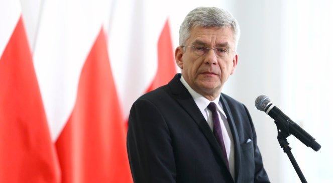Senatsmarschall Stanisław Karczewski