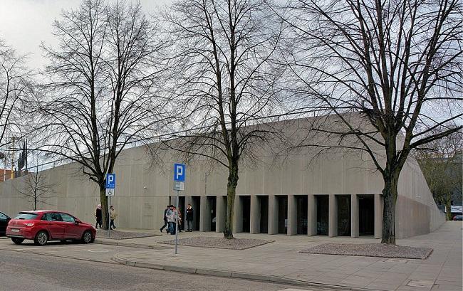 Centrum Dialogu Przełomy w Szczecinie. Foto: Kapitel/Wikimedia Commons