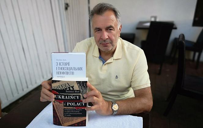 10 років тому Богдан Гудь захистив докторську дисертацію Українсько-польські конфлікти новітньої доби