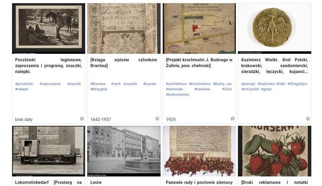 37 млн документов доступны на сайте госархивов Польши