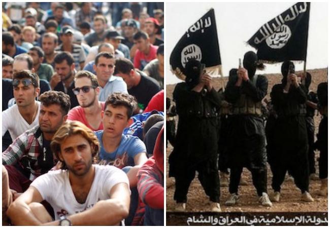 По словам командующего силами НАТО в Европе Филипа Бридлава, среди беженцев, которые прибывают из Сирии и Африки, скрываются террористы ИГИЛ.