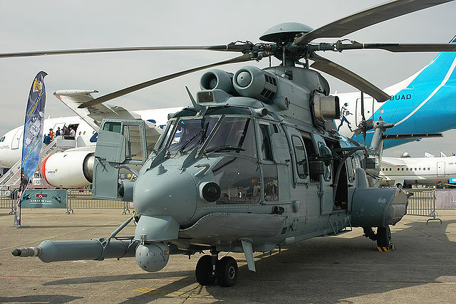 Airbus Helicopters Caracal. Photo: WIkimedia Commons