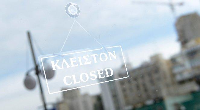 Na Cyprze banki wciąż są zamknięte