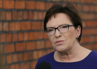 Gov't and opposition clash over Poland's energy future