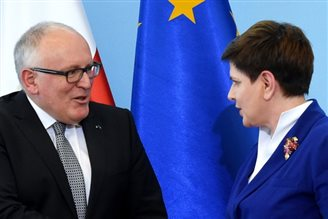 EU gives Poland more time for compromise