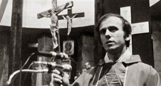 34. Todestag des Solidarność-Priesters Popiełuszko
