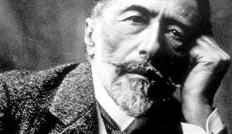 Rosjanie zdemontowali pomnik  Josepha Conrada