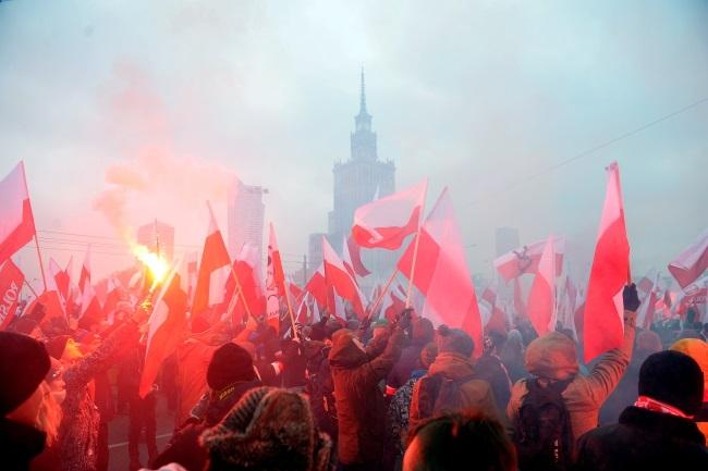 ポーランド 独立記念日
