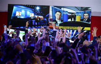Exit poll: Andrzej Duda wins presidential election