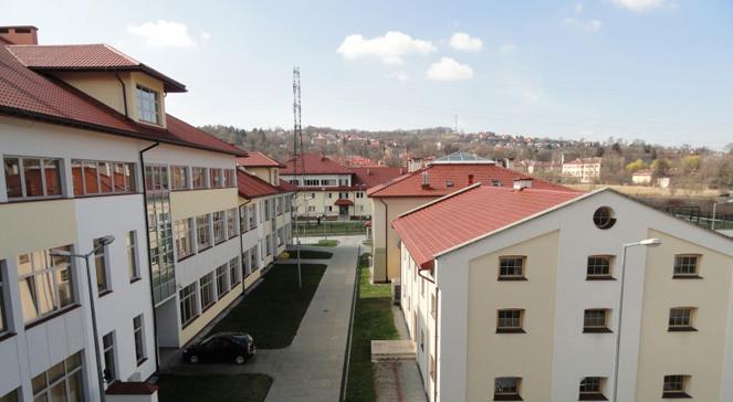 Кампус Державної вищої східноєвропейської школі у Перемишлі