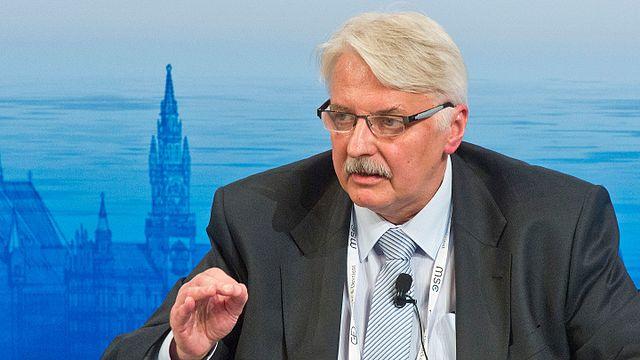 Witold Waszczykowski. Photo: Zwez / MSC via wikimedia commons