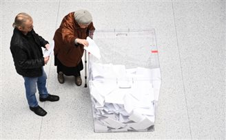К полудню явка на местных выборах составила 15,62%