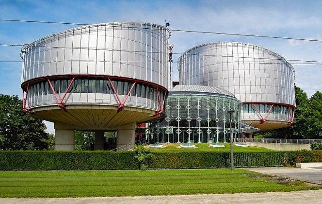 Будівля Європейського суду з прав людини у Страсбурзі