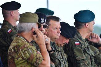 М. Блашчак: Польшча далучыцца да элітнага кола краін з самалётамі F-35
