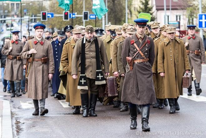 ІІІ Підляський марш тіней в Білостоці